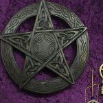Pentagramme überall
