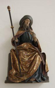 Figur des Apostels Jakobus