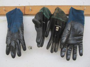 Gärtnerei Handschuhe