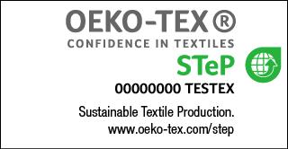 Ökotex Siegel - Foto: TESTEX