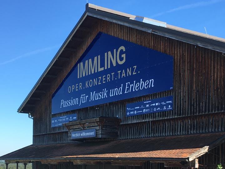 Konzerthalle Gut Immling