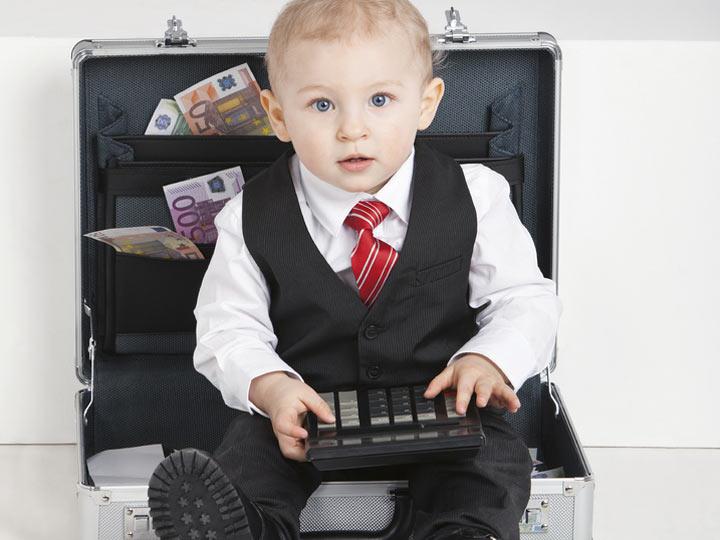 Geldanleger der Zukunft - Foto: MEV-Agency