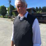 Klaus Oberfeld vom Verein Pferdeschutzhof Gut Immling e.V.