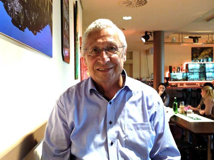 Max Niedermeier, Integrationsbeauftragter im Landkreis Miesbach
